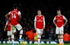 'Cậu ta không nên ở trong đội hình và không nên chơi cho Arsenal nữa'