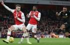'Arsenal chỉ có 1 cú sút đúng nghĩa, đó là cơ hội nho nhỏ của cậu ấy'