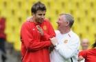 'Đó là lý do Pique rời Man United'