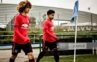Quá ảo diệu, 'Pogba 2.0' khiến đồng đội Man Utd bực tức trên sân tập