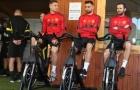 Chiến Chelsea, Bruno Fernandes mời riêng đúng 3 đồng đội M.U đi 'nạp năng lượng'
