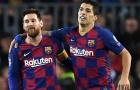 'Bạn già' của Messi bị Beckham dụ dỗ rời Barca