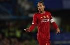 'Đó là lý do lớn khiến Van Dijk chọn Liverpool thay vì Man City'