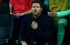 Học trò tin Diego Simeone sẽ tiếp tục dẫn dắt Atletico