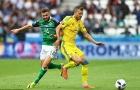 Ukraine 0-2 Bắc Ireland (Vòng chung kết EURO)