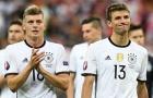 23h00 ngày 21/06, Đức vs Bắc Ireland (Bảng C): Lầm lũi đi tiếp