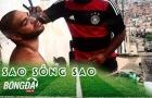 Adriano: 'ngôi sao xấu xí nhất của bóng đá Brazil'