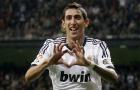 Di Maria từng rất bùng nổ trong màu áo Real Madrid