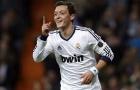Mesut Oezil thi đấu tuyệt hay trong màu áo Real Madrid