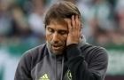 Premier League chưa đá, Conte đã lo sốt vó