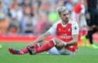 Nghỉ 1 tháng, Ramsey khiến Wenger thấp thỏm