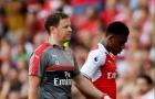 Sau Ramsey, Arsenal nhận thêm tổn thất