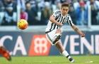 Dybala chơi tuyệt hay trong màu áo Juventus
