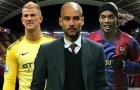 Joe Hart, Ronaldinho và 6 ngôi sao bị Pep Guardiola hắt hủi