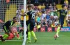 Ghi dấu cả 3 bàn, Sanchez đem chiến thắng về cho Wenger