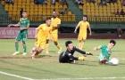 XSKT Cần Thơ 3-2 Hải Phòng (Vòng 23 V-League 2016)