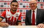 Chính thức: Southampton đón tân binh kỷ lục