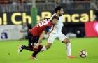 Vòng 2 Serie A - Cagliari 2-2 Roma