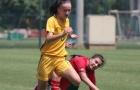 Đối thủ của U16 nữ Việt Nam đã ghi 50 bàn sau 3 trận