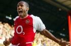 Thierry Henry - Họng pháo bất diệt của Arsenal