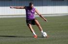 Benzema ráo riết tập luyện, chờ ngày tái xuất