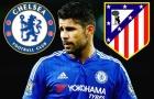 Chelsea ngăn cấm Costa trở lại Atletico Madrid