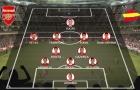 Đội hình 11 cầu thủ Tây Ban Nha tại Arsenal