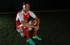 Lucas Perez: Tôi háo hức thi đấu cho Arsenal