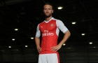 Mustafi nói gì ngày ra mắt Arsenal?