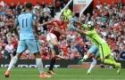 Bravo, Mkhitaryan lọt đội hình tệ nhất vòng 4 Premier League