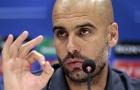 Tham vọng cực lớn của Pep Guardiola tại Man City