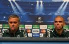 Pepe tiết lộ gây sốc về Jose Mourinho