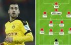 Henrikh Mkhitaryan bất bình với sắp xếp của Mourinho