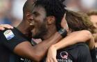 Arsenal săn 'Toure đệ nhị', 5 trận ghi 4 bàn ở Serie A