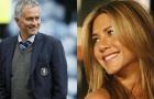 Lộ chuyện Mourinho mê vợ cũ Brad Pitt