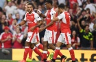Thi đấu thăng hoa, Arsenal kết liễu Chelsea ngay trong hiệp thi đấu đầu tiên