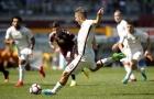 Totti ghi bàn, Roma vẫn thua thảm Torino