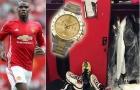 'Bom tấn' Pogba hào phóng tặng đồng hồ cho cả đội Juventus