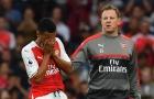 Arsenal nhận tin vui về lực lượng
