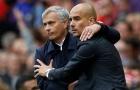 Pep lên tiếng về phát biểu 'xem thường' Mourinho