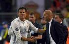 Zidane và kế liên Ngô kháng Tào để 'trị' Ronaldo