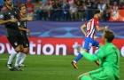 Chùm ảnh: Bayern 'bất lực' trước bức tường kiên cố của Atletico