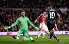 Ghi bàn vào lưới Man Utd là pha lập công để đời của Coutinho