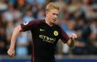 Man City nhận 'cú hích' quan trọng từ Kevin de Bruyne
