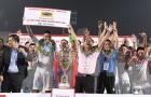 Tổng kết và trao giải Các giải bóng đá chuyên nghiệp Việt Nam 2016