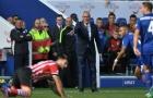Leicester may mắn không thua trên sân nhà