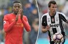 Giữa Giroud, Origi và Sturridge, Juventus đang phân vân