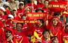 Lý do làm CĐV Việt Nam nên ùn ùn đến sân Thống Nhất