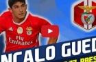 Goncalo Guedes - mục tiêu tiềm năng Man United đang theo đuổi