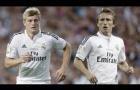 Luka Modric vs Toni Kroos, cặp đôi hoàn hảo